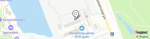 Carsar на карте Энгельса