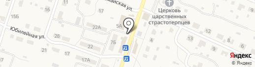 NPS на карте Дубков