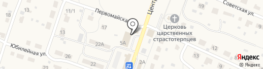 ФАРМВОЛГА на карте Дубков