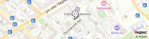 Общество Доступных Квартир на карте Саратова