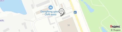 Бремор на карте Энгельса