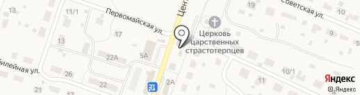Товары для дома и дачи на карте Дубков