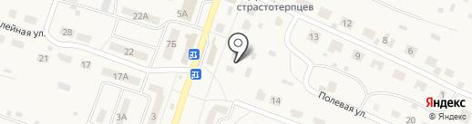Мясная лавка на карте Дубков