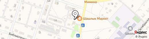 Улыбка на 32 на карте Дубков