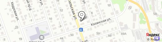 Магазин аксессуаров для мобильных устройств на карте Саратова