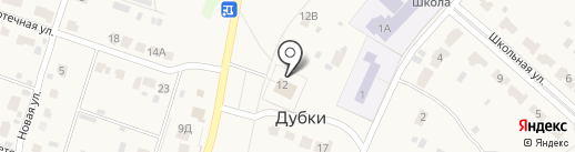 Саратовский районный суд на карте Дубков