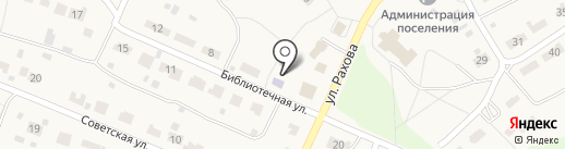 Библиотека на карте Дубков
