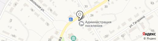 Участковый пункт полиции № 9 на карте Дубков