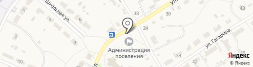 Администрация Дубковского муниципального образования на карте Дубков
