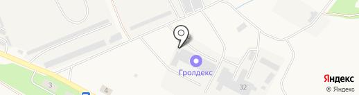Актион-Газ Проект на карте Приволжского