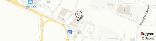Гарант Бетон на карте Саратова