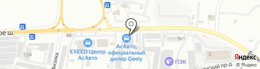 Faw-OVK-auto на карте Саратова