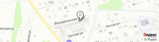 Дельта Консалт на карте Саратова