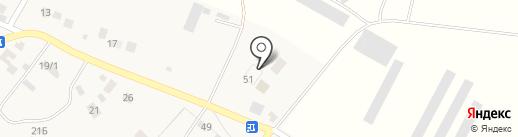 Торгово-производственная фирма на карте Дубков