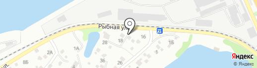 Шиномонтажная мастерская на карте Энгельса