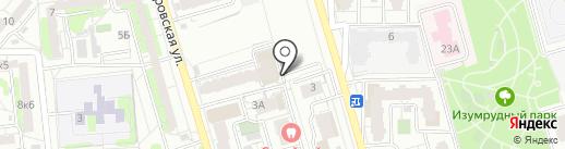 Katrin на карте Саратова