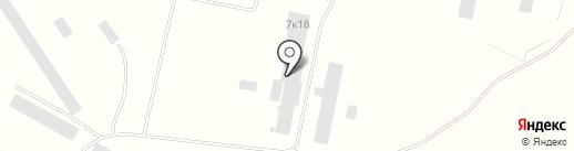 Армада на карте Дубков