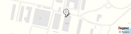 Золотая грива на карте Дубков