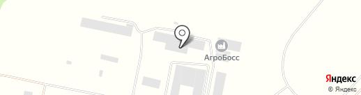 КЛК на карте Дубков