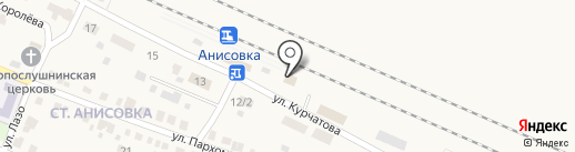 Роспрофжел на карте Приволжского