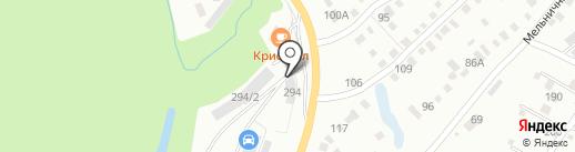 Велфи на карте Энгельса