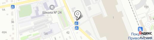 Крюгер beer на карте Энгельса