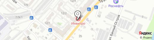 Пивная бочка на карте Энгельса