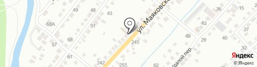 Массив на карте Энгельса