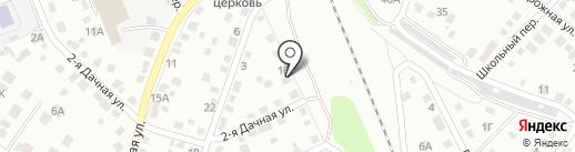 ЭнгельсГрад на карте Энгельса