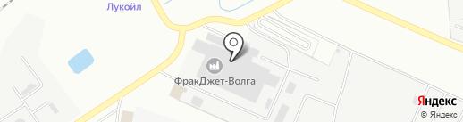 Альянс-Авто на карте Энгельса