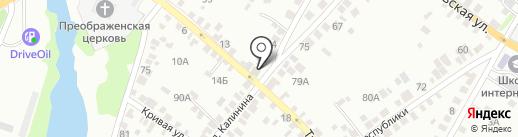 Автозвук на Тихой на карте Энгельса