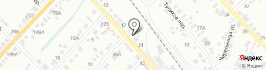 СоцСтройка на карте Энгельса