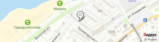 Крошкин дом.ру на карте Энгельса