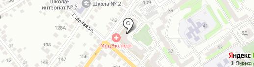 Байкал, ТСЖ на карте Энгельса