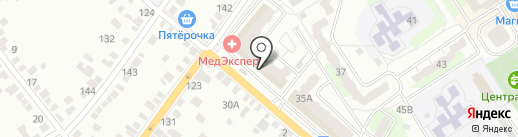 Современные системы безопасности на карте Энгельса