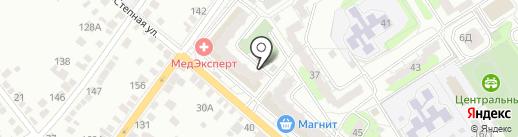 Айвенго-С на карте Энгельса
