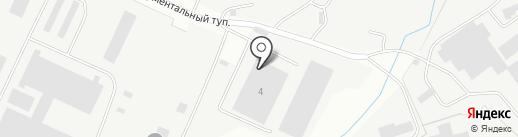 Завод котельного оборудования на карте Энгельса