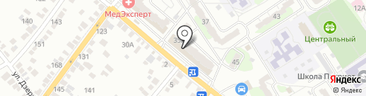 New Line на карте Энгельса