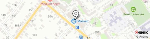 Турбазы Саратова на карте Энгельса