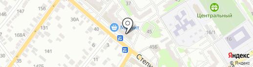 Ваша плитка на карте Энгельса
