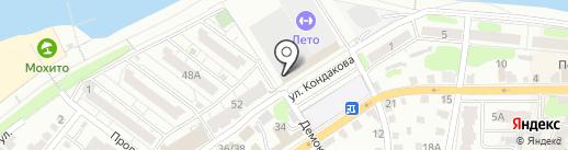 service.one на карте Энгельса