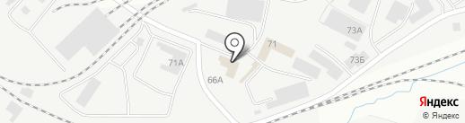 ДЮ-пан на карте Энгельса