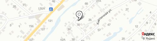 Модерн-Строй на карте Энгельса