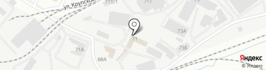 РОСС-С на карте Энгельса