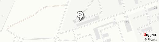 КАВиК на карте Энгельса