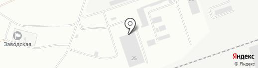 Автомагазин для грузовых иномарок на карте Энгельса