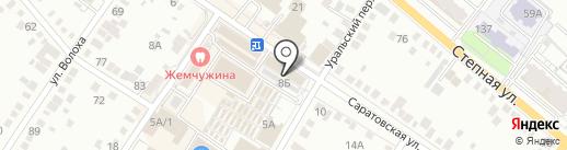 Магазин электротехнической продукции и инструментов на карте Энгельса