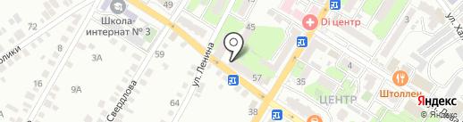Гамма на карте Энгельса