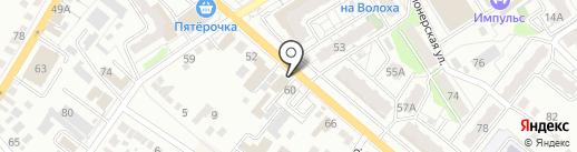 Логистик ГРУПП на карте Энгельса