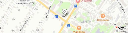 ПК Профи на карте Энгельса